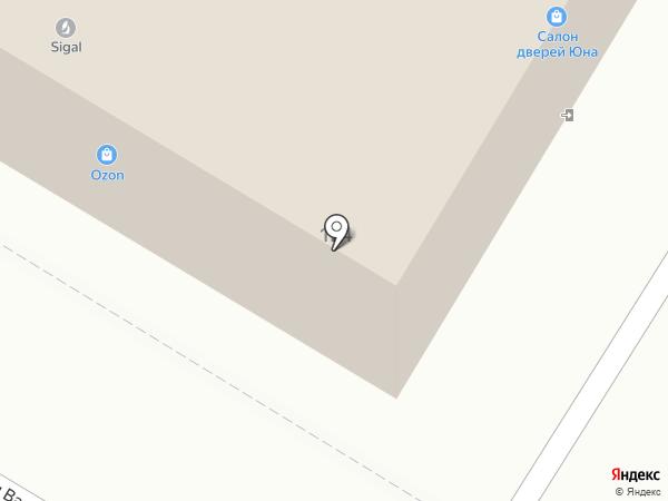 Ковчег на карте Стерлитамака