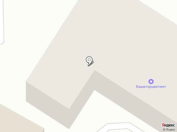 Автосервис на карте Стерлитамака