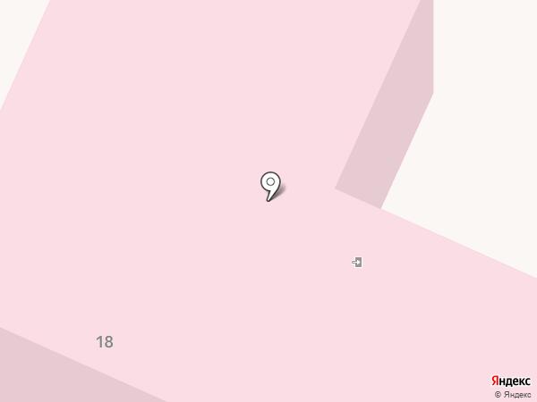 Республиканская психиатрическая больница №2 на карте Стерлитамака