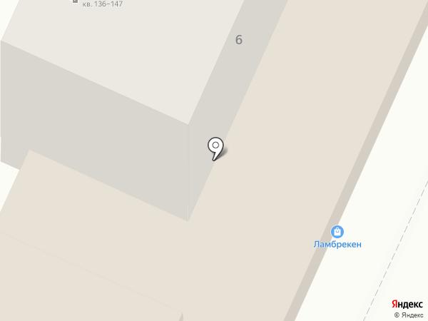 Ламбрекен на карте Стерлитамака