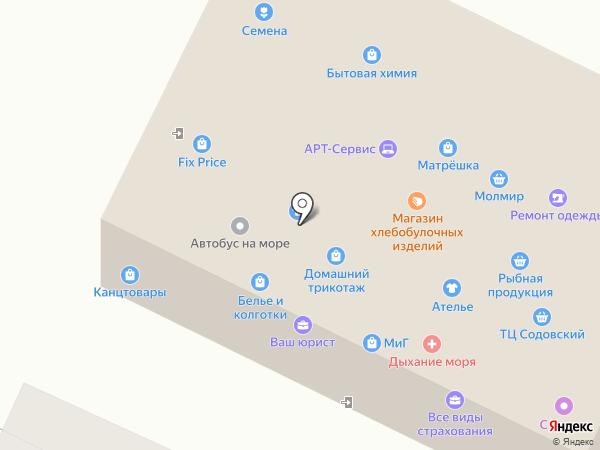 Куриная лавка на карте Стерлитамака