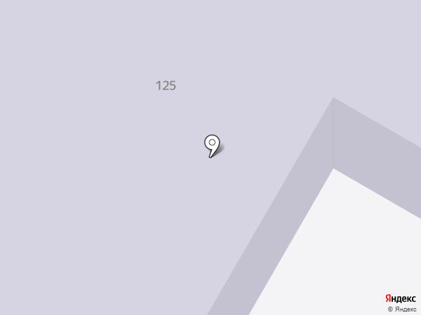 Средняя общеобразовательная школа №4 на карте Стерлитамака