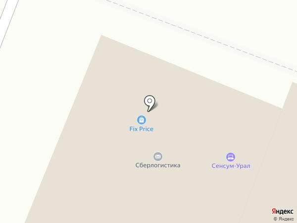 Хоккейный тренировочный центр на карте Уфы