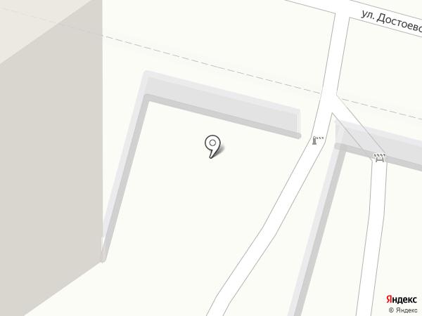 Понентино на карте Уфы