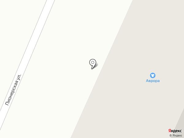 Расчетно-сервисный центр №7 на карте Стерлитамака