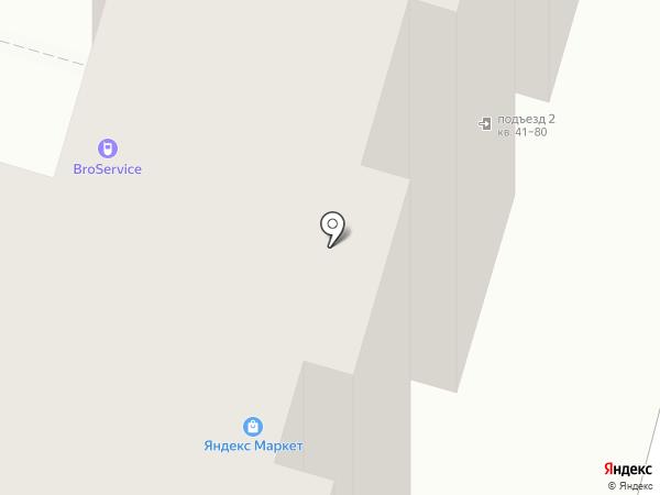 JULIA на карте Уфы