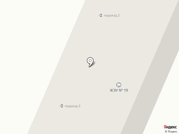 ЖЭУ №19 на карте Стерлитамака