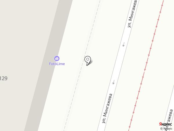 АртМастер на карте Уфы