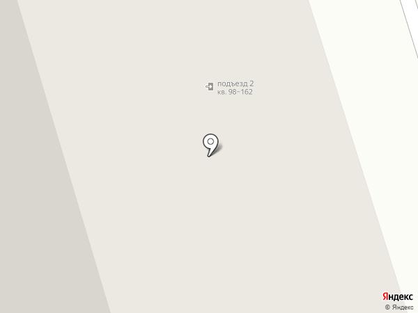 Башгражданстрой на карте Уфы