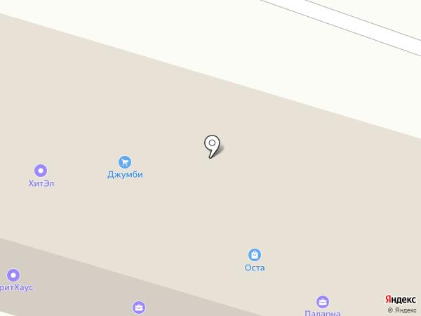 Экспресс лаб на карте Уфы