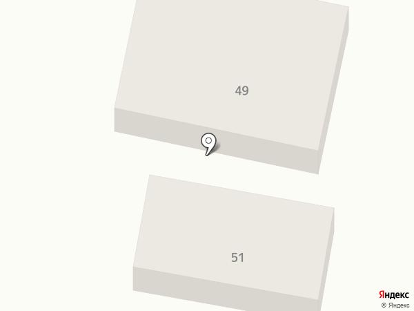Глория на карте Стерлитамака