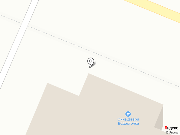 Магазин автозапчастей для иномарок на карте Уфы
