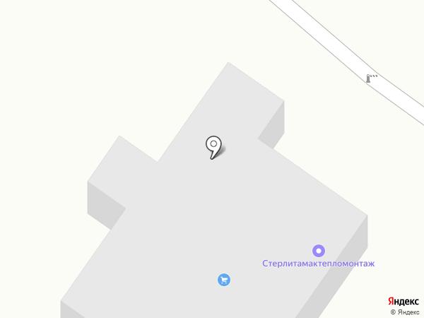 Торгово-транспортная компания на карте Стерлитамака