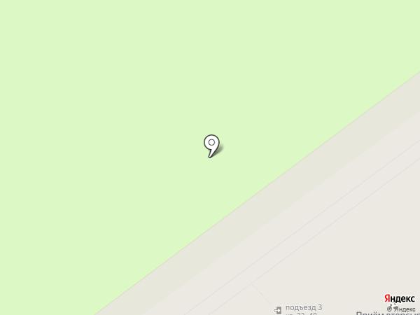 Зоотеремок на карте Перми