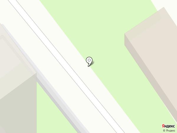 Лев на карте Перми