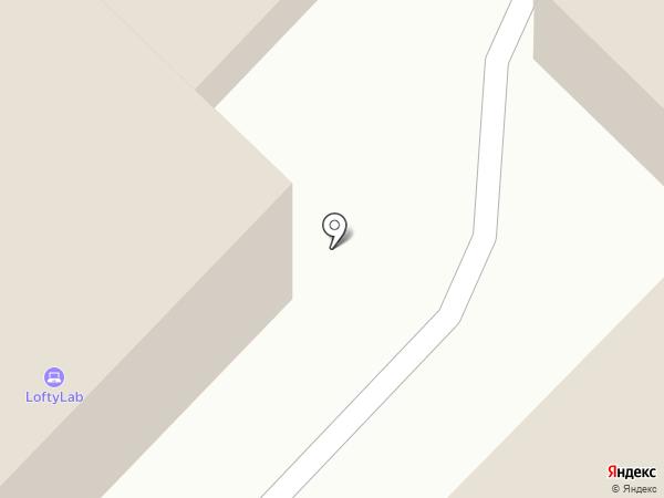 ВиКстройпроект на карте Уфы