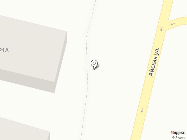 Первая точка проката на карте Уфы