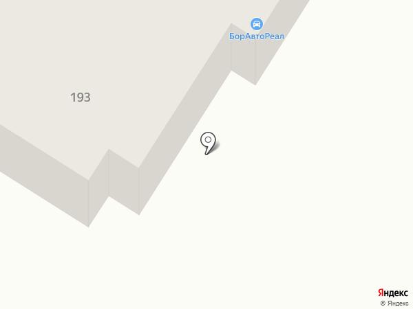 БорАвтоРеал на карте Стерлитамака