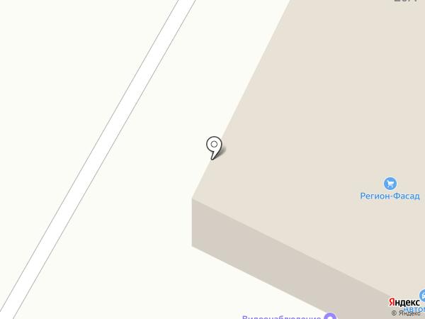 Profsouznaya Street на карте Стерлитамака