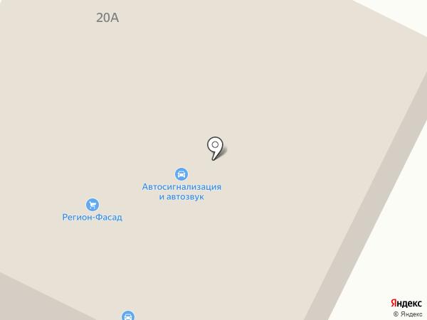 VikAvto на карте Стерлитамака