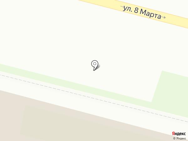 Галька и Галыш на карте Уфы