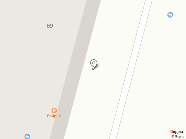Ежик на карте Уфы