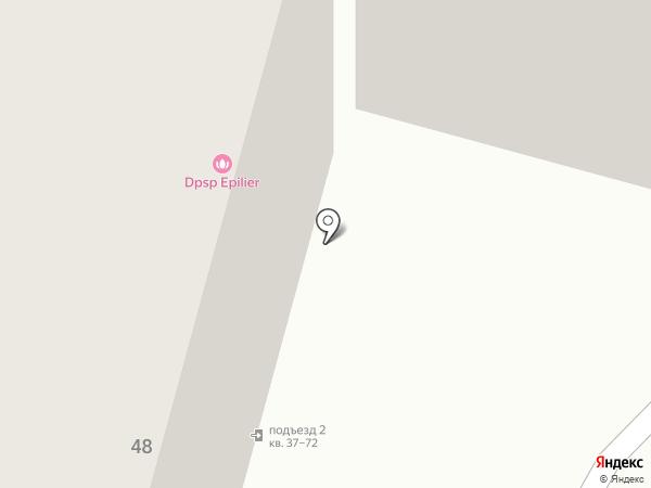 UFA-WOW на карте Уфы