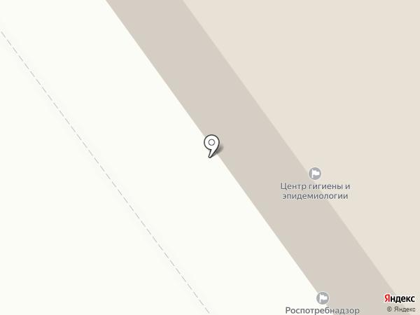 Центр гигиены и эпидемиологии в Пермском крае на карте Перми