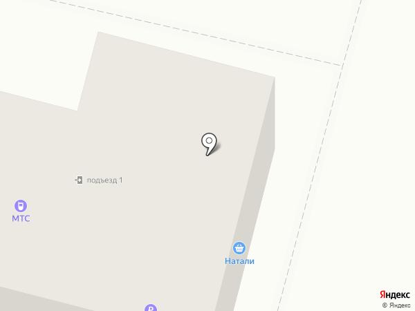 Богатырь на карте Уфы