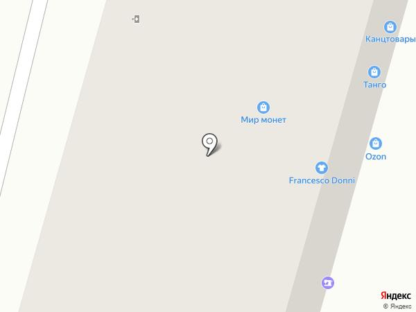 Торгово-производственная компания на карте Уфы