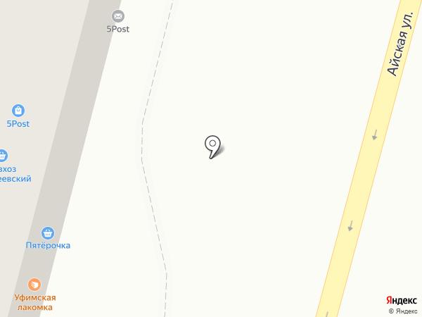 Связной на карте Уфы
