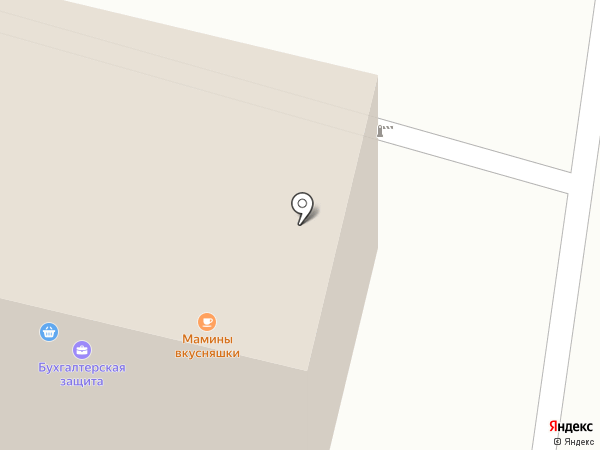 Баракат на карте Уфы