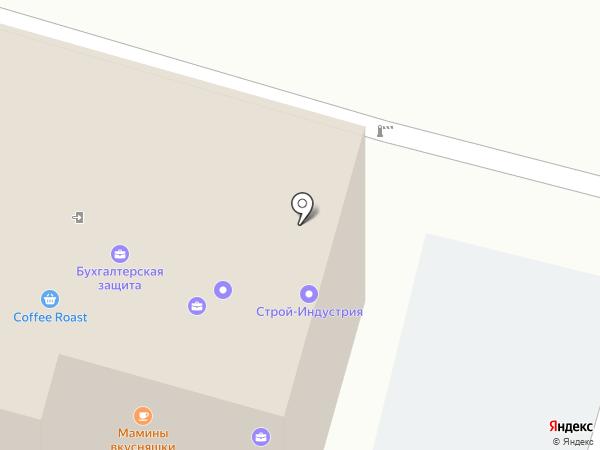 АртАрго на карте Уфы