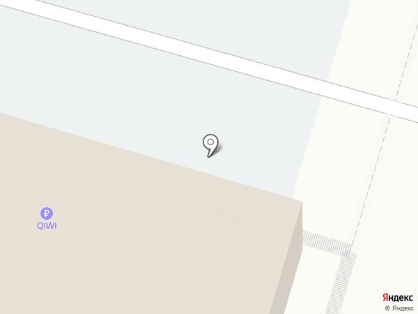 Автогоризонт на карте Уфы