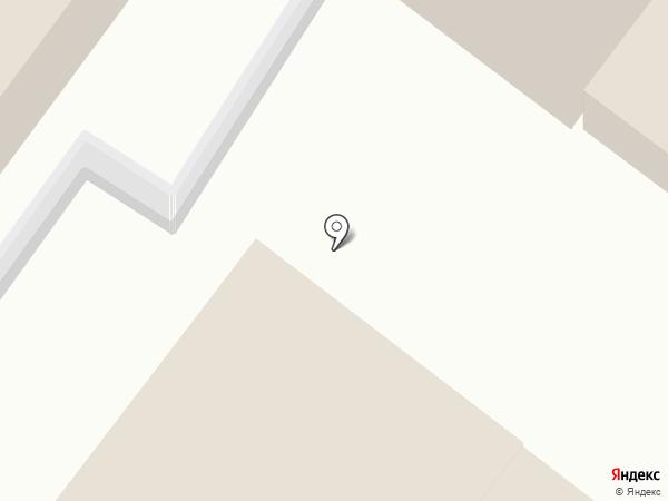 БАШРЕМСТРОЙ на карте Уфы