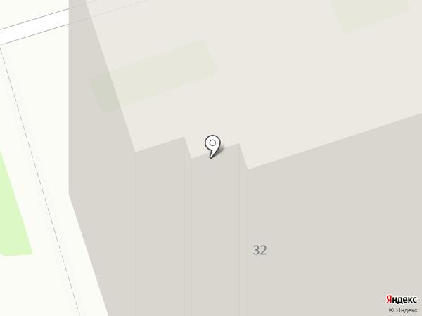 Зафира на карте Уфы