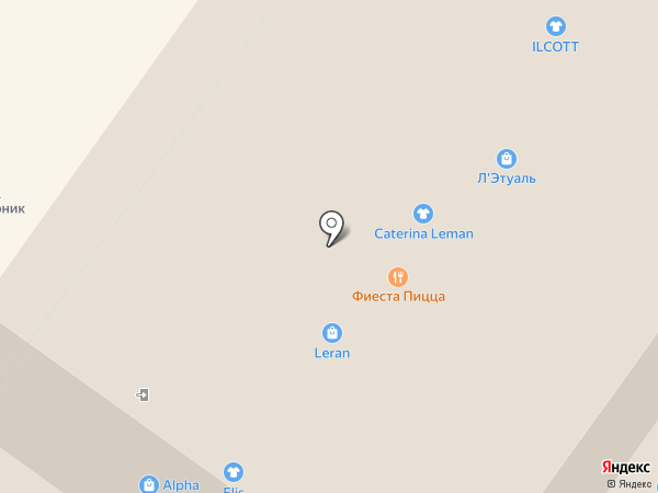 ELIS на карте Уфы