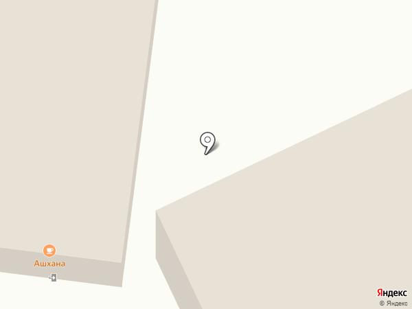 Халяль на карте Уфы