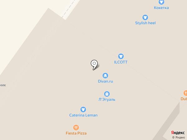 Рига на карте Уфы