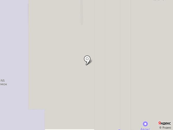 МеталлСервис на карте Уфы
