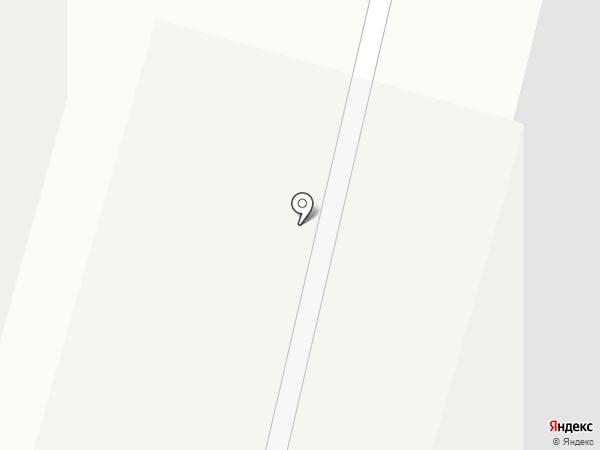 Контур на карте Уфы