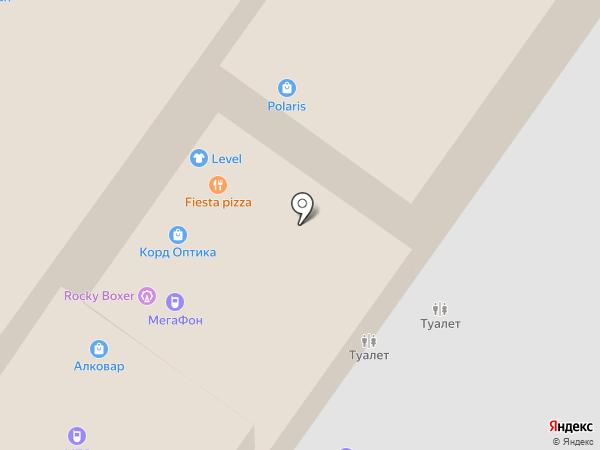 Магазин удивительных товаров на карте Уфы