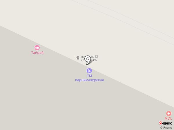 ГУАРД на карте Уфы
