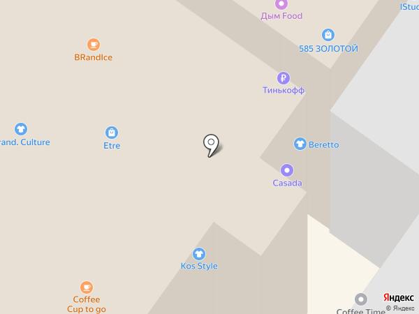 Подружки на карте Уфы