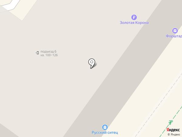 Центральная сберкасса, КПК на карте Уфы