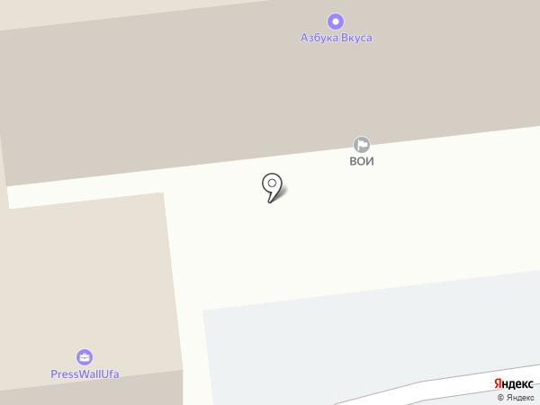 Бизнес Индустрия на карте Уфы
