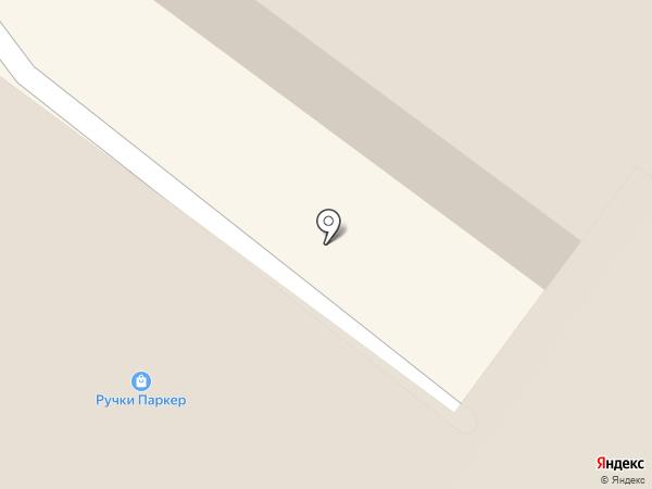 ПрофКадрЦентр на карте Уфы