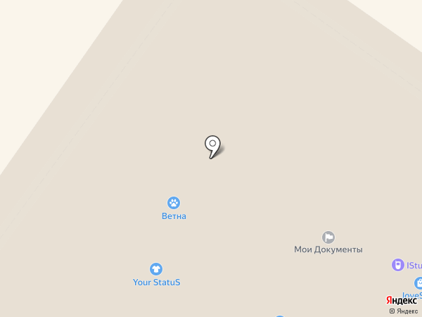 Yuna на карте Уфы