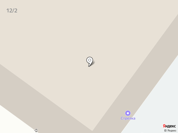 Абат на карте Уфы