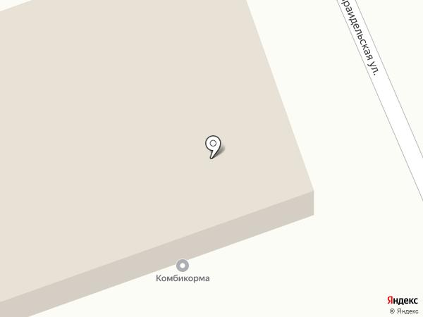 УфаБакалея на карте Уфы